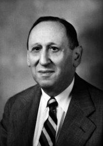 Leo Kanner ca. 1955.